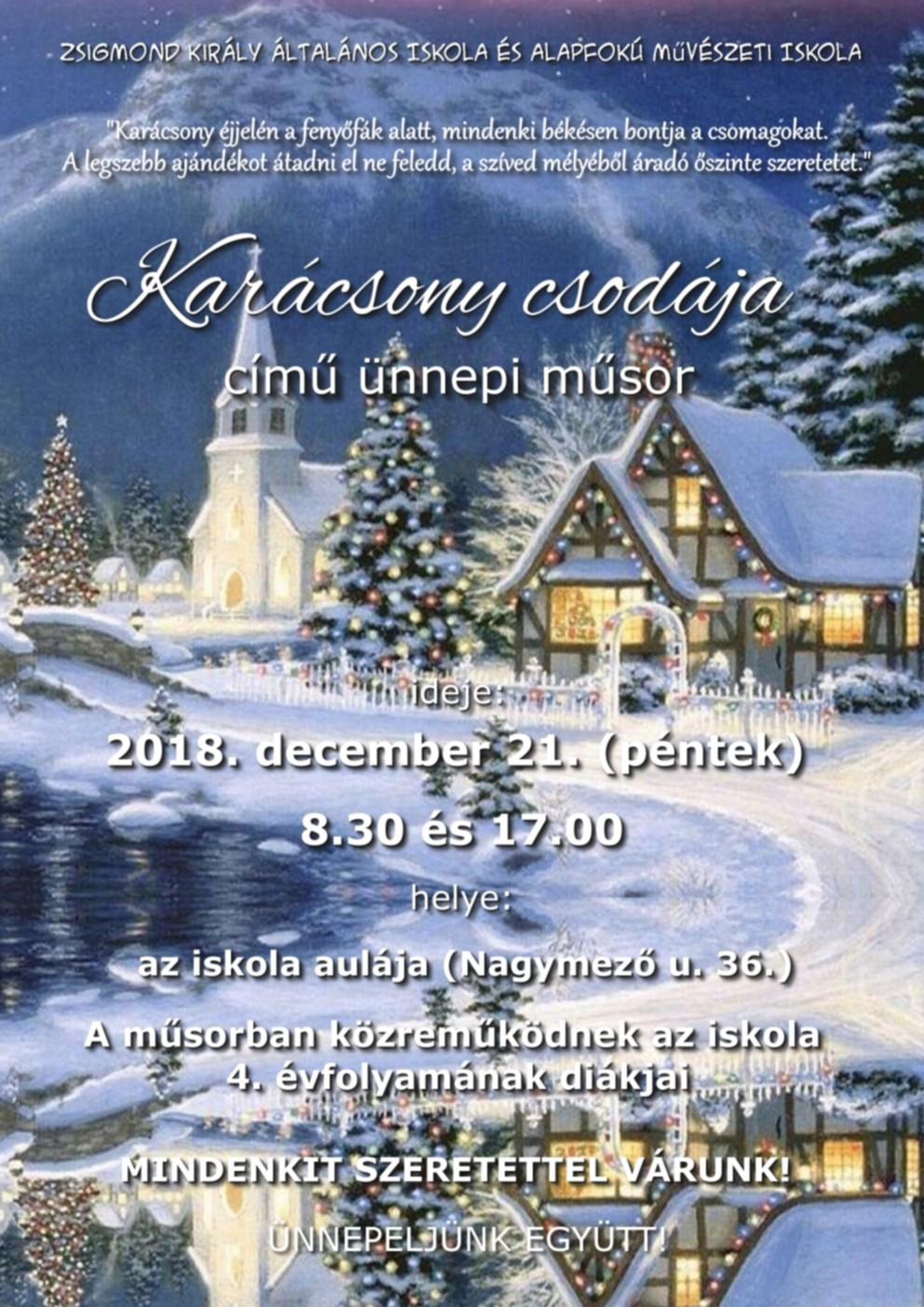 Karácsony csodája